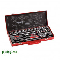 جعبه بکس 24 پارچه رونیکس مدل 2624