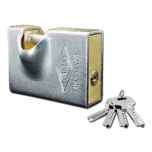 قفل کتابی روکش دار اسپشیال گیرا کد020