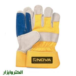 دستکش ایمنی نووا مدل NTG-9001