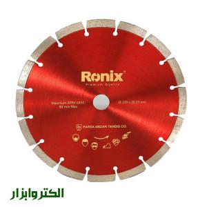 تیغ گرانیتبر 23 سانتیمتری مدل RH-3501 رونیکس