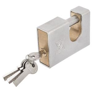 قفل کتابی روکش دار گیرا کد 010